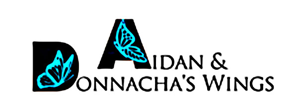Aidan and Donnachas Wings logo